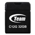 USB flash-накопителиTEAM 32 GB C12G Black