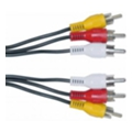 Аудио- и видео кабелиGemix GC 1828