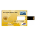 USB flash-накопители GOODDRIVE 8 GB Gold Credit Card