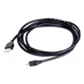 Компьютерные USB-кабелиGembird CCP-mUSB2-AMBM-0.3M