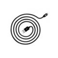 Just Copper Micro USB Cable 2M Black (MCR-CPR2-BLCK)