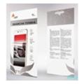 """Защитные пленки для мобильных телефоновFlorence Пленка универсальная LIGHT 5"""" сетка (SPFLUNIV5)"""