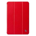 Jisoncase Classic Smart Cover for iPad mini Red