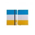 Чехлы и защитные пленки для планшетовMomax Modern Note case for iPad mini Retina yellow (FNAPIPADM2Y)