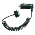 Зарядные устройства для мобильных телефонов и планшетовAnsmann USB Car Charger 2.1A + Apple cable (1000-0002)