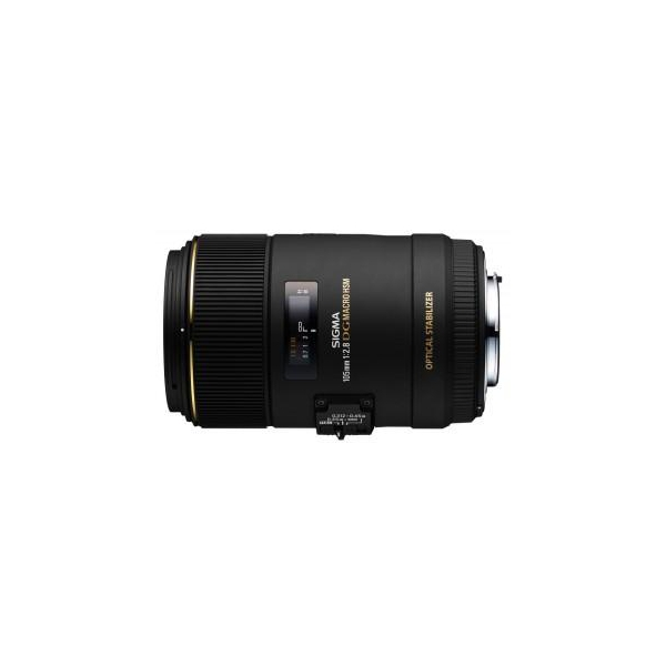 Sigma AF 105mm f/2.8 EX DG OS HSM
