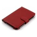 Чехлы для электронных книгCaseCrown Кожаная обложка для Kindle 3 Red