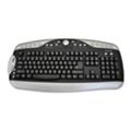 Клавиатуры, мыши, комплектыLogicPower LP-KB 012 Black-Silver USB