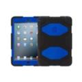 Чехлы и защитные пленки для планшетовGriffin Survivor for iPad mini Black/Blue (GB35921)