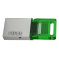 USB flash-накопителиVerico 32 GB Hybrid Mini Green VP57-32GGV1G