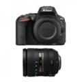 Цифровые фотоаппаратыNikon D5500 kit (16-85mm VR)