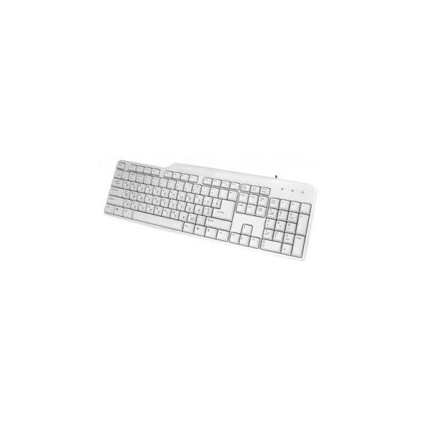 Gemix KB-150 Slim White PS/2