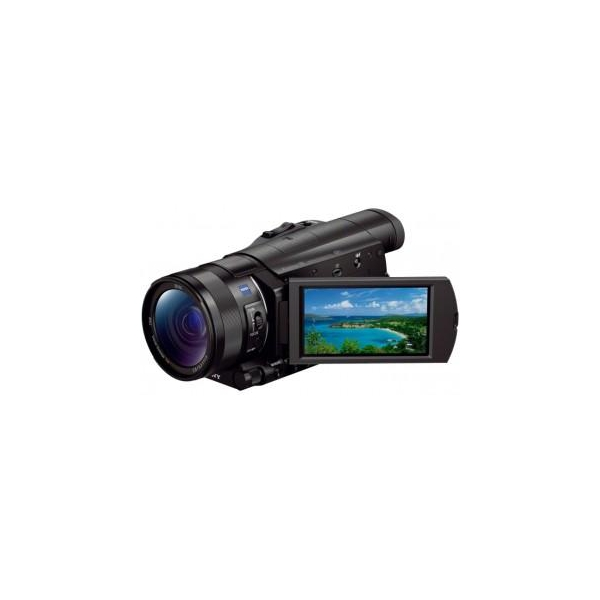 Sony FDR-AX100 Black