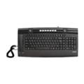 Клавиатуры, мыши, комплектыA4Tech KIP-900 Black USB