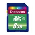 Карты памятиTranscend 8 GB SDHC class 4 TS8GSDHC4