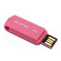 USB flash-накопителиQumo 16 GB Twist Cerise (QM16GUD-TW-Cerise)