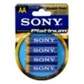 Sony AA bat Alkaline 4шт Stamina Platinum (AM3PTB4A)