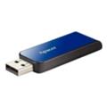USB flash-накопителиApacer 4 GB AH334 Blue USB 2.0 (AP4GAH334U-1)