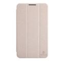 Чехлы и защитные пленки для планшетовNillkin Sparkle Leather case для Asus Fonepad HD 7 FE170CG Gold (NS-FE170CGG)