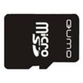 Карты памятиQumo 8 GB microSDHC class 10 + Card Reader QM8GCR-MSD10-FD