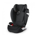 Детские автокресла Cybex Solution M-Fix Lavastone Black