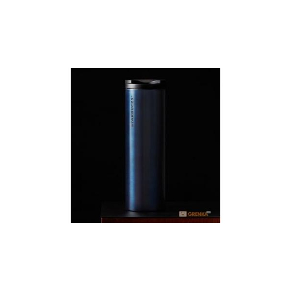 Starbucks Тамблер 11047952 Stainless Steel Tumbler Navy Blue 473 ml