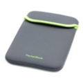 Чехлы и защитные пленки для планшетовPocketBook Обложка для  A7 неопрен, серый с черным (VWNEC-A7-GB)