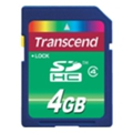 Карты памятиTranscend 4 GB SDHC Class 4 TS4GSDHC4