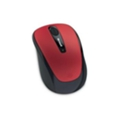 Клавиатуры, мыши, комплекты Microsoft Wireless Mobile Mouse 3500 Hibiscus Red USB