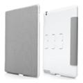 Чехлы и защитные пленки для планшетовCAPDASE Soft Jacket Case Sider Rhombi для iPad 3/4 White/Grey (SJAPIPAD3-SR2G)