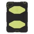 Чехлы и защитные пленки для планшетовGriffin Survivor for iPad mini Black/Citron (GB35919)