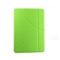 Чехлы и защитные пленки для планшетовTTX Apple iPad Air Slim-Y series Leather case Green (-AIASYG)
