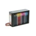 Системы непрерывной подачи чернил (СНПЧ)Lucky Print СНПЧ HP DeskJet F4140 High Tech с демпфером