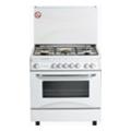 Кухонные плиты и варочные поверхностиFresh Italiano 80x55 (I80G5) white