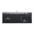 Клавиатуры, мыши, комплектыCorsair Raptor K40 Gaming Keyboard Black USB