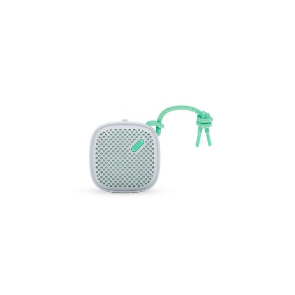 NudeAudio MOVE S Wired Light Grey/Mint (PS001MTG)