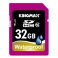 Карты памятиKingmax 32 GB SDHC Class 10 WaterProof KM32GSDHC10W