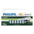 Philips AA bat Carbon-Zinc 12шт LongLife (R6L12B/97)