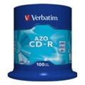 Verbatim CD-R 700MB 52x Spindle Packaging 100шт (43430)