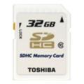 Карты памятиToshiba 32 GB SDHC Class 10