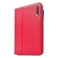 Чехлы и защитные пленки для планшетовCAPDASE Folder Case Folio Dot для iPad mini Red/Black (FCAPIPADM-1091)