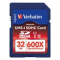 Карты памятиVerbatim 32 GB SDHC UHS-I (49192)