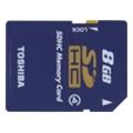 Карты памятиToshiba 8 GB SDHC Class 4
