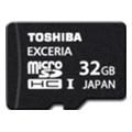 Карты памятиToshiba 32 GB EXCERIA Type HD microSDHC UHS-I SD-CX32HD