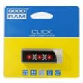 USB flash-накопителиGoodRAM 32 GB Cl!ck Ukraine Black PD32GH2GRCLKR9L