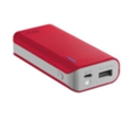 Trust Primo Power Bank 4400mAh Red (21226)