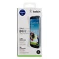 Защитные пленки для мобильных телефоновBelkin Galaxy S4 TrueClear InvisiGlass (F8M587vf)
