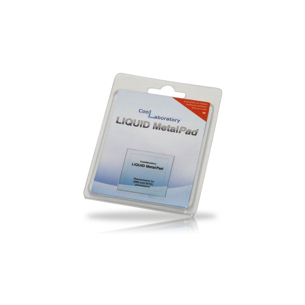 Coollaboratory Liquid MetalPad 1xCPU (CL-LMP-1-CPU)