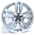 Колёсные диски WSP Italy AUDI S6 MICHELE W552 (silver) (R16 W7.0 PCD5x112 ET30 DIA66.6)