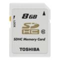 Карты памятиToshiba 8 GB SDHC Class 10